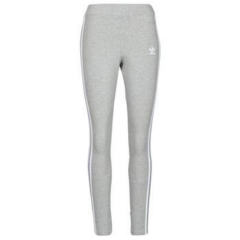 Clothing Women Leggings adidas Originals 3 STRIPES TIGHT Grey