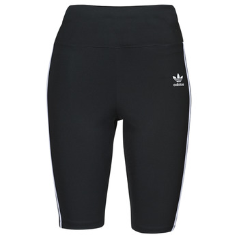 Clothing Women Leggings adidas Originals HW SHORT TIGHTS Black