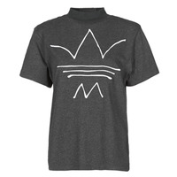 Clothing Women Short-sleeved t-shirts adidas Originals TEE Black