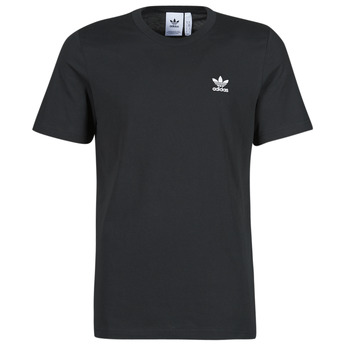 Clothing Men Short-sleeved t-shirts adidas Originals ESSENTIAL TEE Black