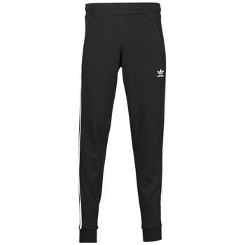 Clothing Men Tracksuit bottoms adidas Originals 3-STRIPES PANT Black