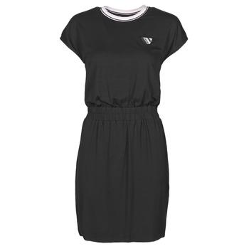 Clothing Women Short Dresses Volcom SIIYA DRESS Black