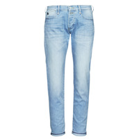 Clothing Women Boyfriend jeans Le Temps des Cerises MACEL Blue