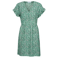Clothing Women Short Dresses Le Temps des Cerises TRIPOLI Green