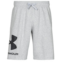 Clothing Men Shorts / Bermudas Under Armour UA RIVAL FLC BIG LOGO SHORTS Grey