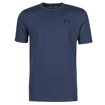 Clothing Men Short-sleeved t-shirts Under Armour UA SPORTSTYLE LC SS Blue