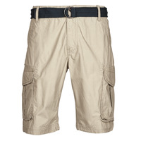 Clothing Men Shorts / Bermudas Petrol Industries SHORT CARGO Beige