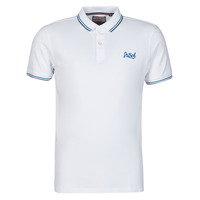 Clothing Men Short-sleeved polo shirts Petrol Industries POLO SS White