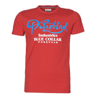 Clothing Men Short-sleeved t-shirts Petrol Industries T-SHIRT SS R-NECK Red