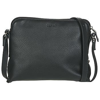 Bags Women Shoulder bags Esprit JANE SB Black