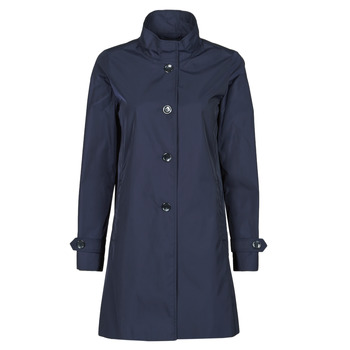 Clothing Women Trench coats Esprit GABARDINE Blue