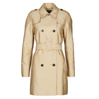 Clothing Women Trench coats Esprit TRENCH COURT Beige