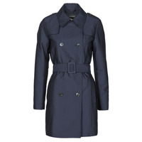 Clothing Women Trench coats Esprit TRENCH COURT Blue