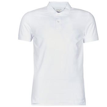 Clothing Men Short-sleeved polo shirts Esprit COO N PI PO SS White