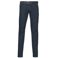Clothing Men 5-pocket trousers Esprit N COO CHINO Blue