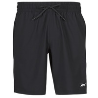 Clothing Men Shorts / Bermudas Reebok Classic WOR WOVEN SHORT Black
