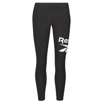 Clothing Women Leggings Reebok Classic RI BL COTTON LEGGING Black