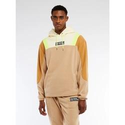 Clothing Men Sweaters Sergio Tacchini Sweatshirt  Bliss marron/beige