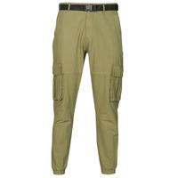 Clothing Men 5-pocket trousers Yurban OUNERI Kaki