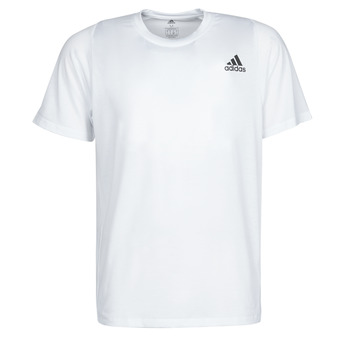 Clothing Men Short-sleeved t-shirts adidas Performance FL_SPR A PR CLT White