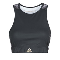 Clothing Women Sport bras adidas Performance W U-4-U B TOP Grey