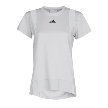 Clothing Women Short-sleeved t-shirts adidas Performance TRNG TEE H.RDY Grey