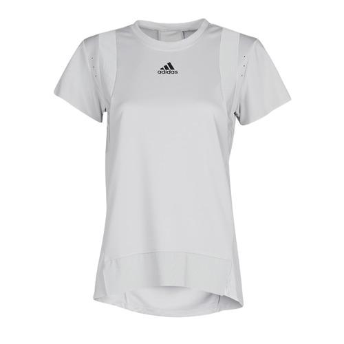 Clothing Women Short-sleeved t-shirts adidas Performance TRNG TEE H.RDY Grey