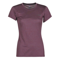 Clothing Women Short-sleeved t-shirts adidas Performance W Tivid Tee Purple