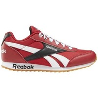Shoes Children Low top trainers Reebok Sport Royal CL Jogger White, Red