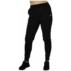 Clothing Women Trousers Fila Lakin Sweat Pants Black