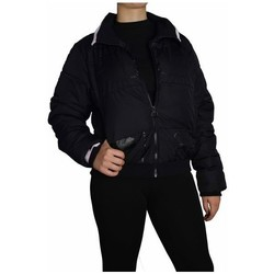 Clothing Women Jackets Fila Women Lajana Padded Jkt Black
