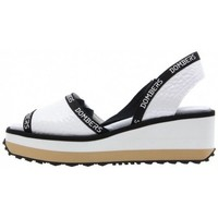 Shoes Women Sandals Dombers RUNWAY D10007 White