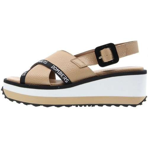 Shoes Women Sandals Dombers PEARL D10009 Beige