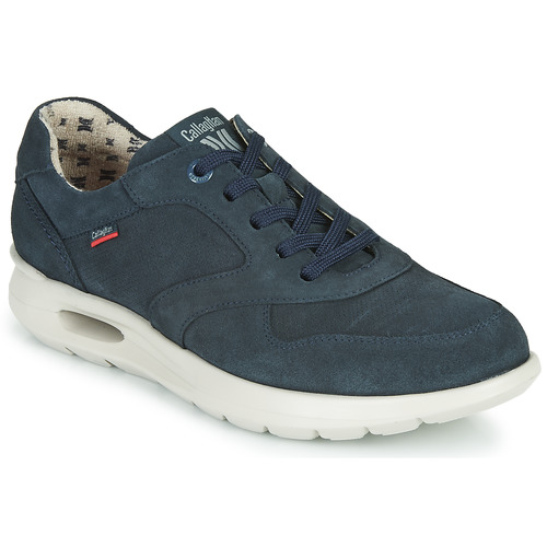 Shoes Men Low top trainers CallagHan WASSER Blue