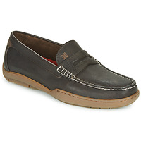 Shoes Men Loafers CallagHan DILLON Brown