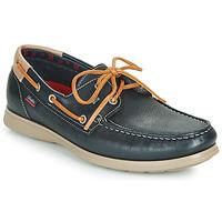 Shoes Men Loafers CallagHan EAU Blue