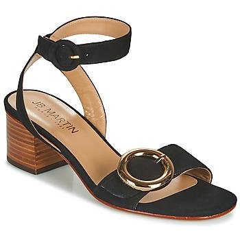 Shoes Women Sandals JB Martin OLAK Black
