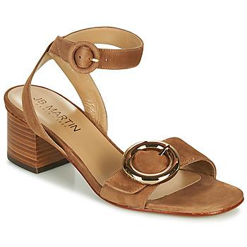 Shoes Women Sandals JB Martin OLAK Brown