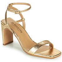 Shoes Women Sandals JB Martin 1DITA Gold