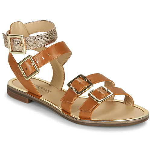 Shoes Women Sandals JB Martin 1GAPI Brown