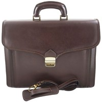 Bags Briefcases Barberini's 60111 Brown