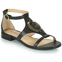 Shoes Women Sandals JB Martin BOCCIA Black