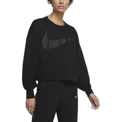 Clothing Women Sweaters Nike Dri-FIT Get Fit CU9014 Black