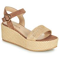 Shoes Women Sandals JB Martin 1CORSO Brown