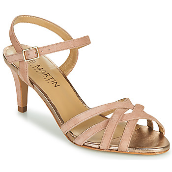 Shoes Women Heels JB Martin PIRIA Pink