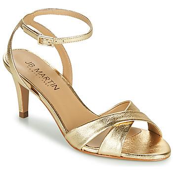 Shoes Women Sandals JB Martin POETIE Gold