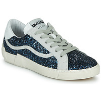 Shoes Women Low top trainers Meline NKC1395 Marine