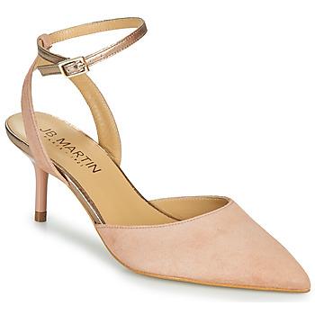 Shoes Women Sandals JB Martin TWISTO Brown