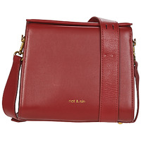 Bags Women Shoulder bags Nat et Nin GABRIELA Red