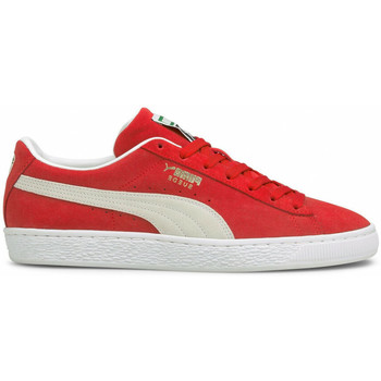 Shoes Low top trainers Puma Baskets  classic XXI rouge/blanc